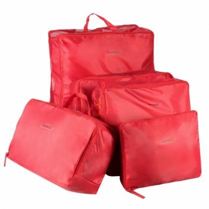 Practical 5 Sizes Travel Luggage Ba..
