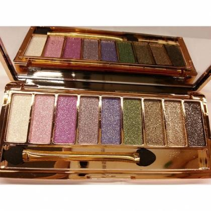 Women 9 Colors Waterproof Makeup Gl..