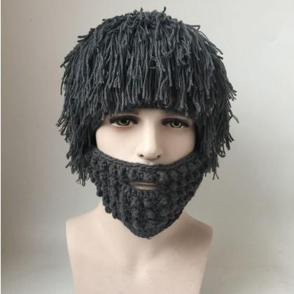 Creative Funny Hand Knitted Woolen ..