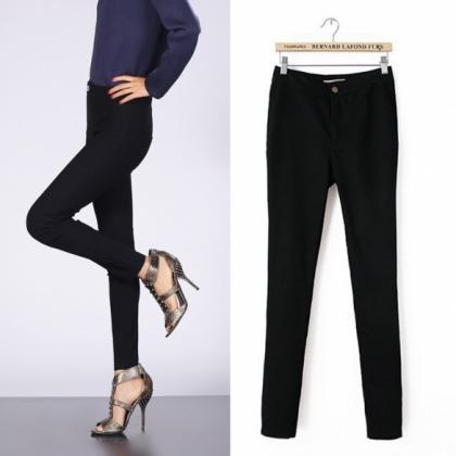 HD NEW COTTON PANTS STRETCH PENCIL ..