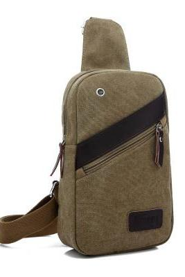 Durable Canvas Men's Waist Pack