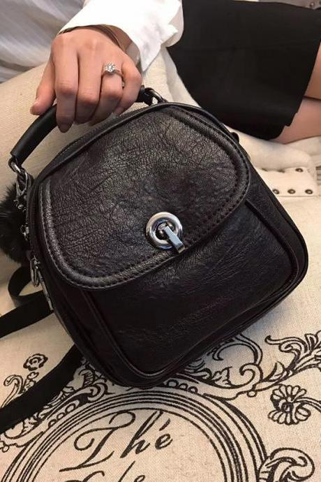 Korean Style All Match Women Backpack