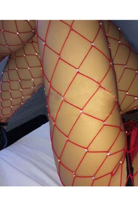 Sexy Fishnet Hollow-out Stockings