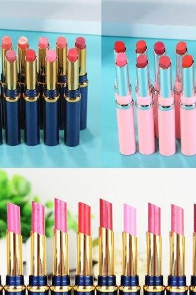 Fashion 12pcs Different High Quality Makeup Cosmetic Lipsticks
