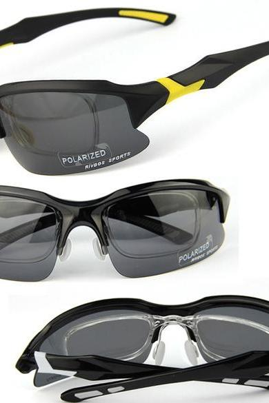 New Women Men Professional Polarized Cycling Glasses Casual Sports Sunglasses