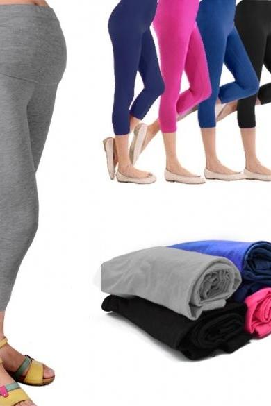 Women New Stretch YOGA Running Pants Significantly Thin Leggings