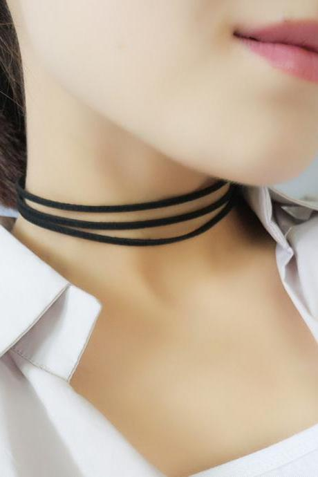 Fashion Korea Style Multilayer Necklace