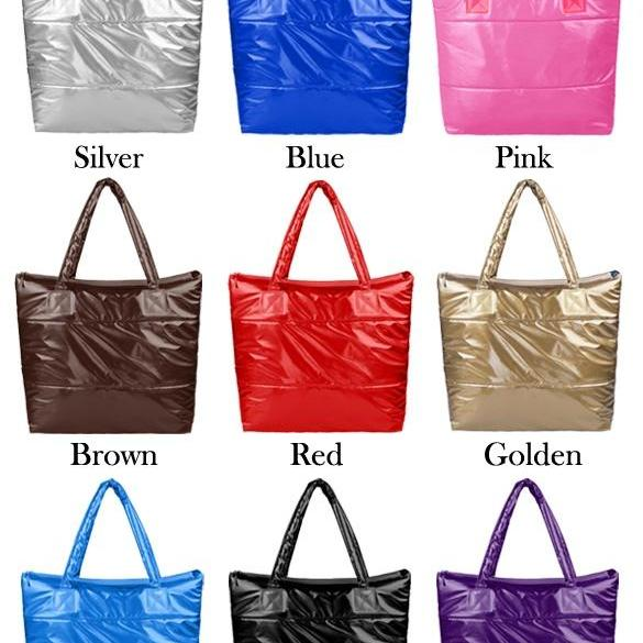 Korea Space Bale Winter Cotton Totes Lady Bag Shoulder Bag Handbag Bag