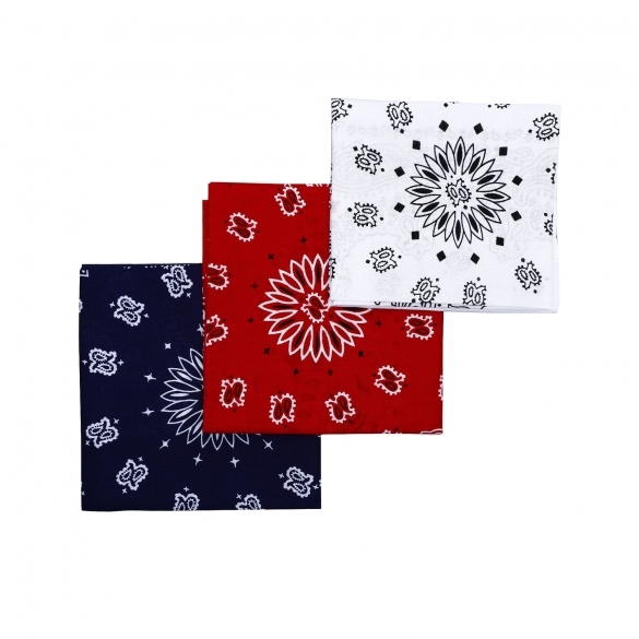 Fashion Women's Print Small Square Scarf Bandana Neckerchief 55*55cm