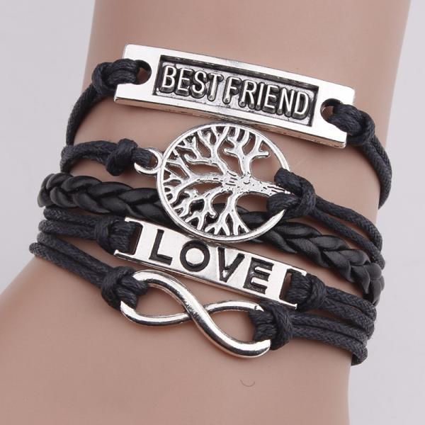 LOVE Tree Of Life DIY Manual Bracelet